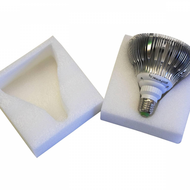 Фитолампа светодиодная Е27 Биколор Комфорт SMD 5000k + 660nm
