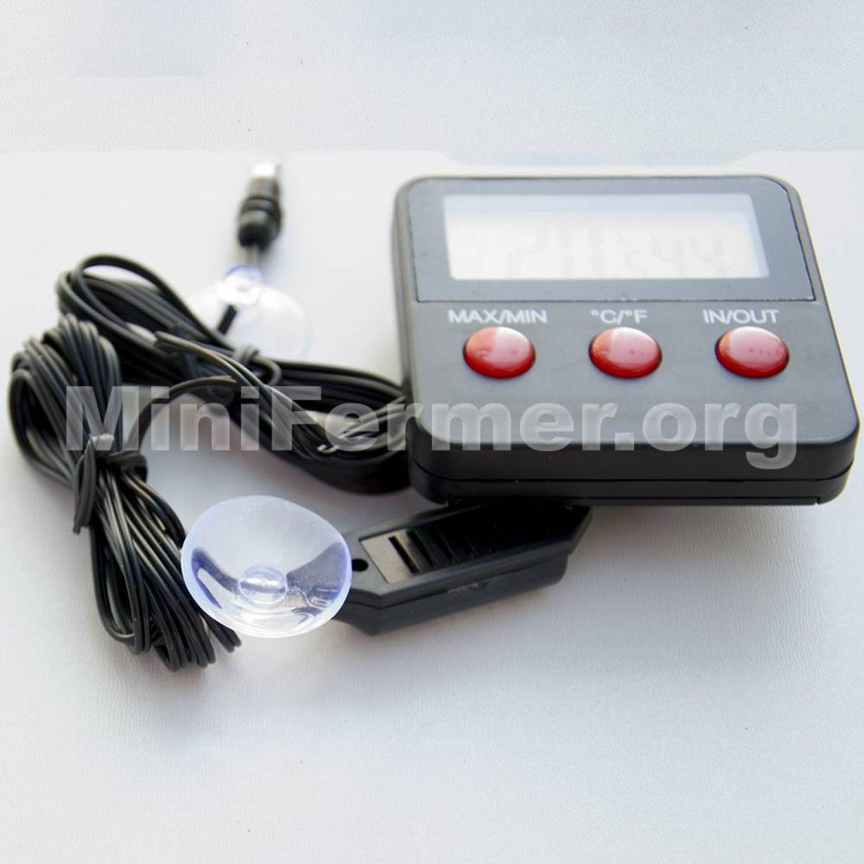 Термометр с гигрометром ТГМ-2