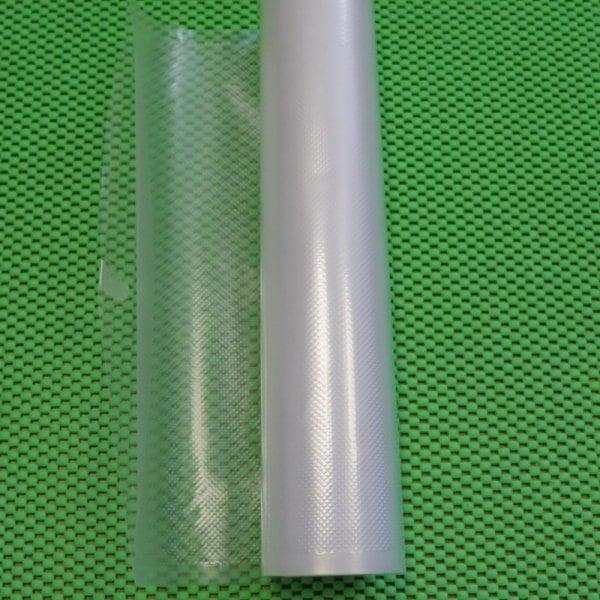 Упаковка для вакуумных машин. Рулон 28х500см Пакет для вакуумной упаковки продуктов.