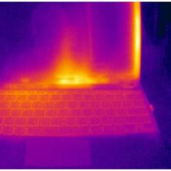 Анализ тепловизором