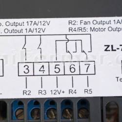 Терморегулятор LILYTECH ZL-7802AL